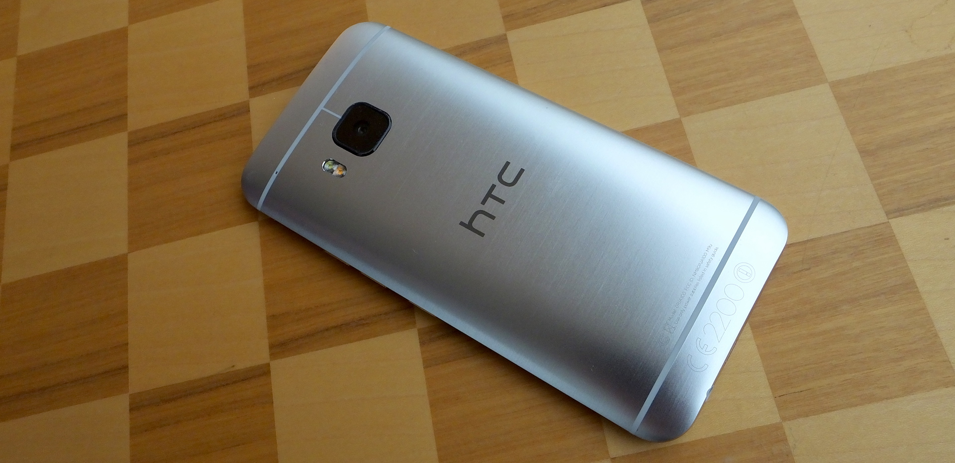 HTC One M9 - hands-on (2)