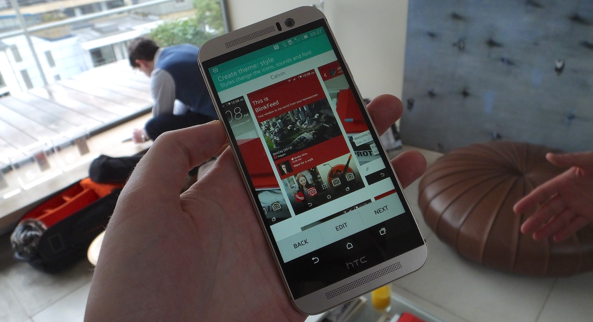 HTC One M9 - hands-on (7)