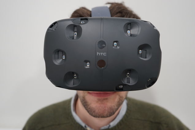 HTC Vive - hands-on (3)