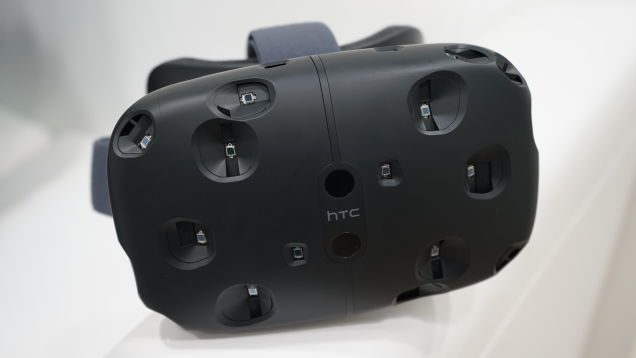 HTC Vive - hands-on (7)