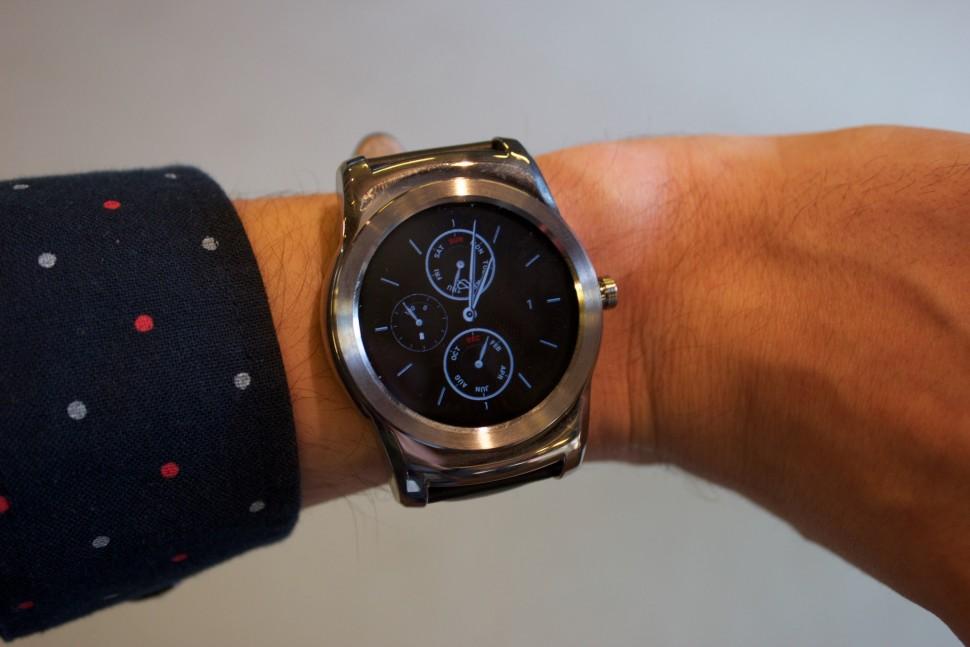 LG Watch Urbane - hands-on (2)