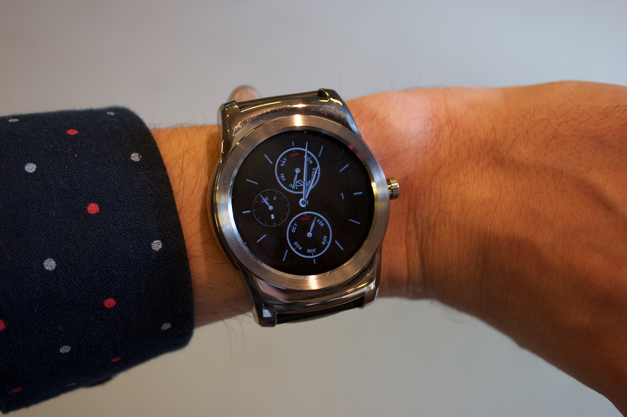 LG Watch Urbane - hands-on (2)