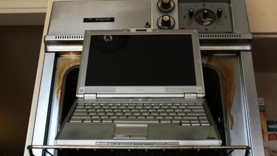 Laptop no forno (1)