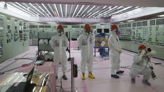 Limpeza de Fukushima (1)