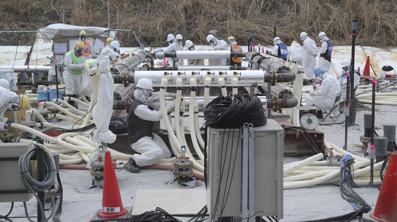 Limpeza de Fukushima (2)