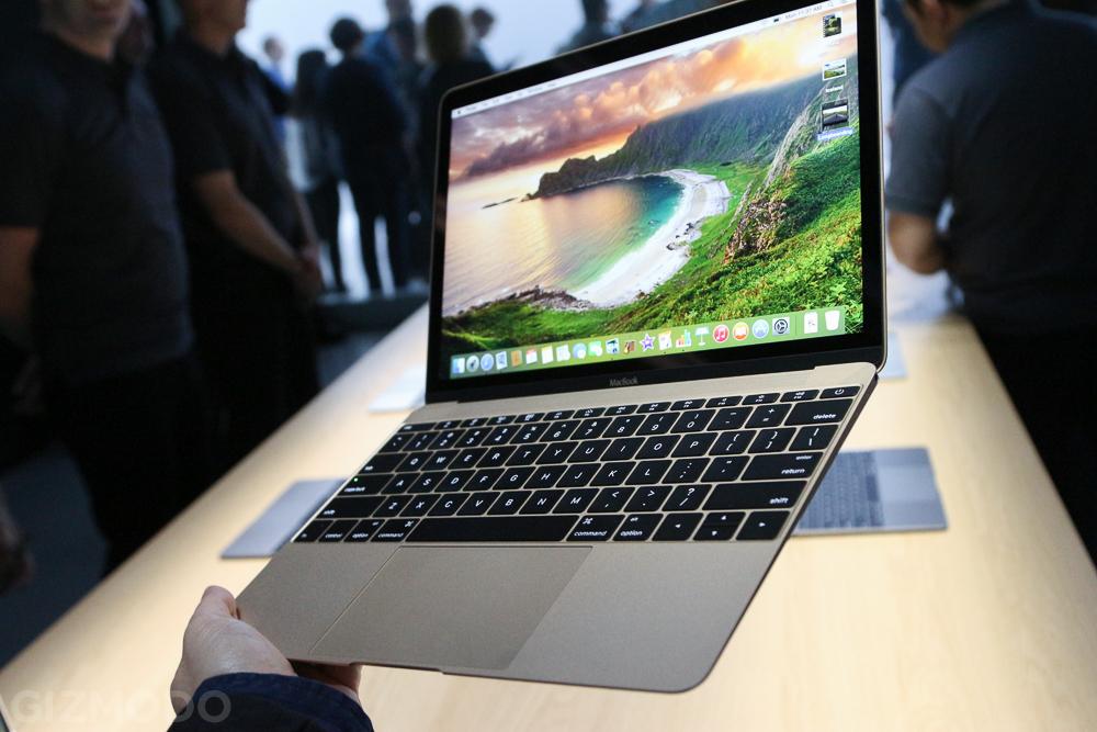 MacBook 12 - hands-on (1)