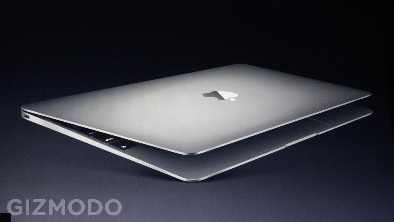 MacBook de 12″ tem tela Retina, dispensa ventoinha e pesa apenas 900g