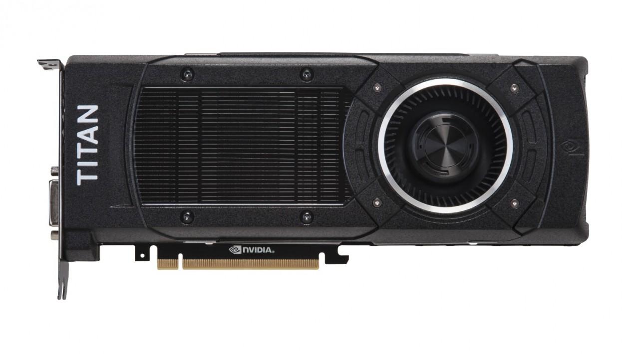 Nvidia GTX Titan X