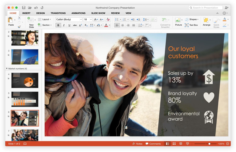 Office 2016 - PowerPoint