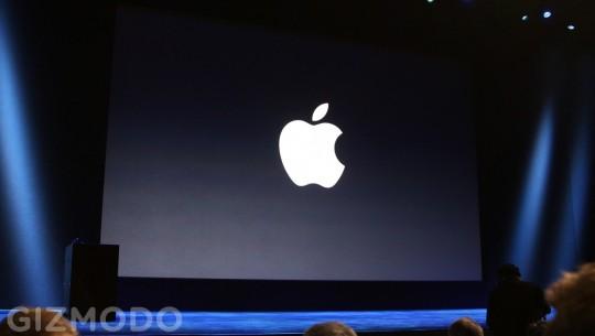 Palco da Apple