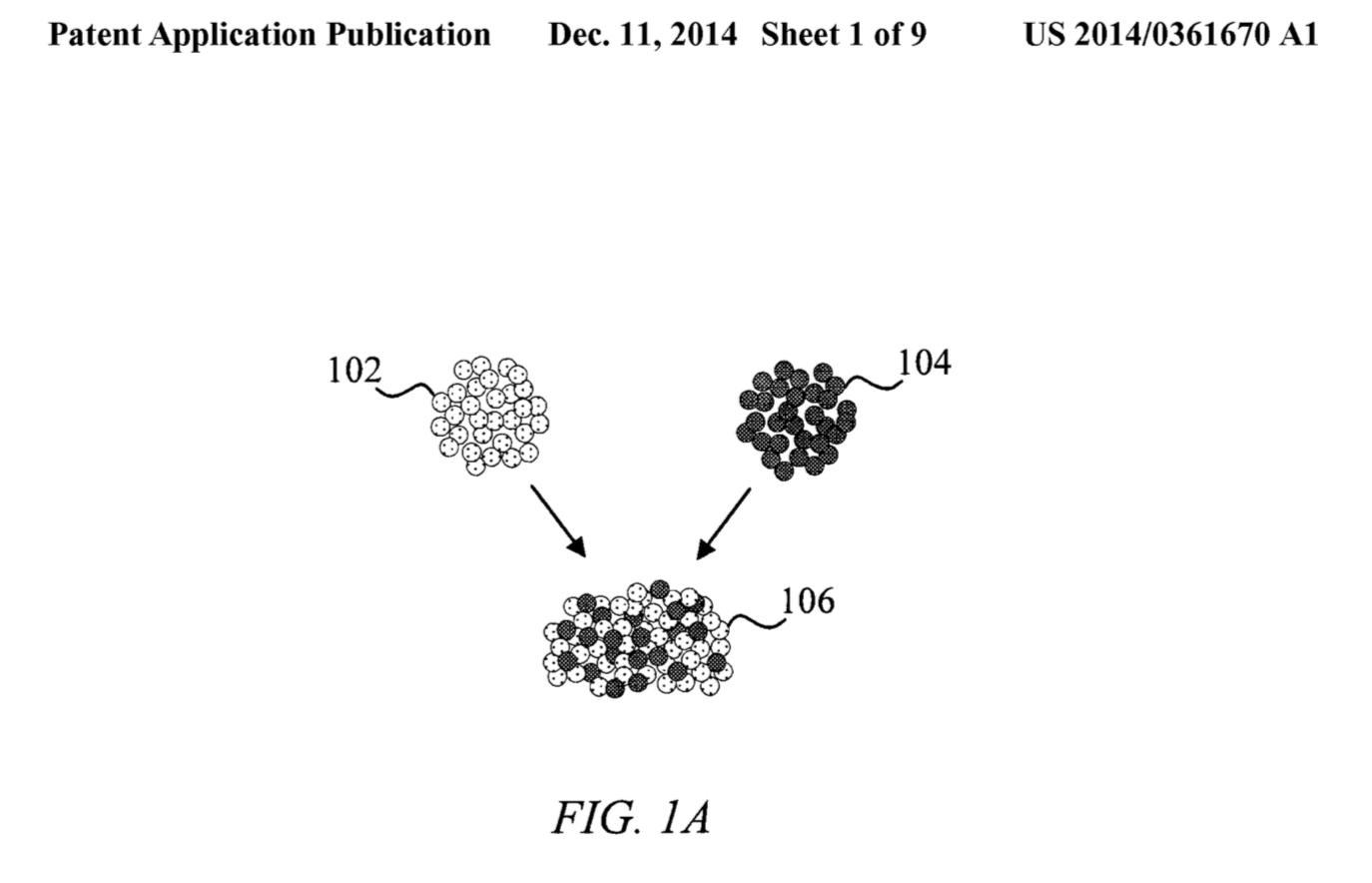 Patente da Apple para material com ouro (1)