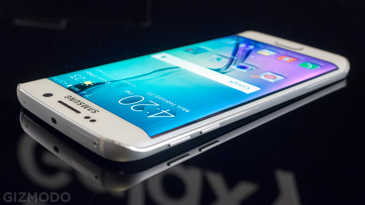 [Hands-on] Samsung Galaxy S6 Edge: as bordas do smartphone ficaram mais úteis