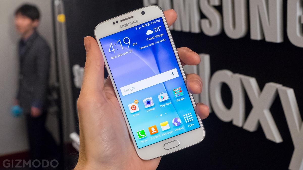 [Hands-on] Samsung Galaxy S6: tela incrível, traseira de vidro e TouchWiz mais limpo
