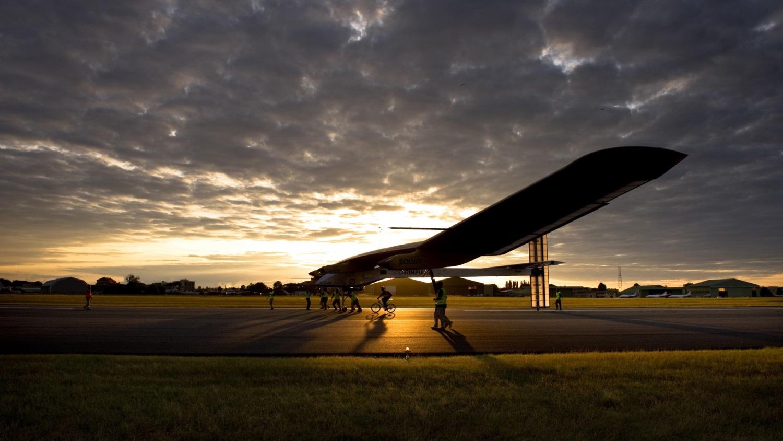 Solar Impulse decola (1)