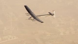 Solar Impulse decola