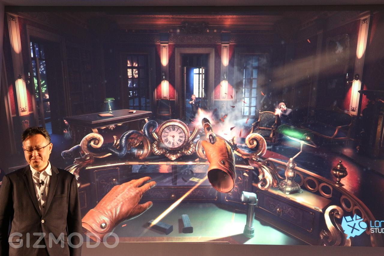 Sony Morpheus - hands-on (6)