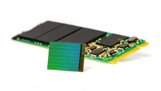 Tecnologia 3D NAND da Intel