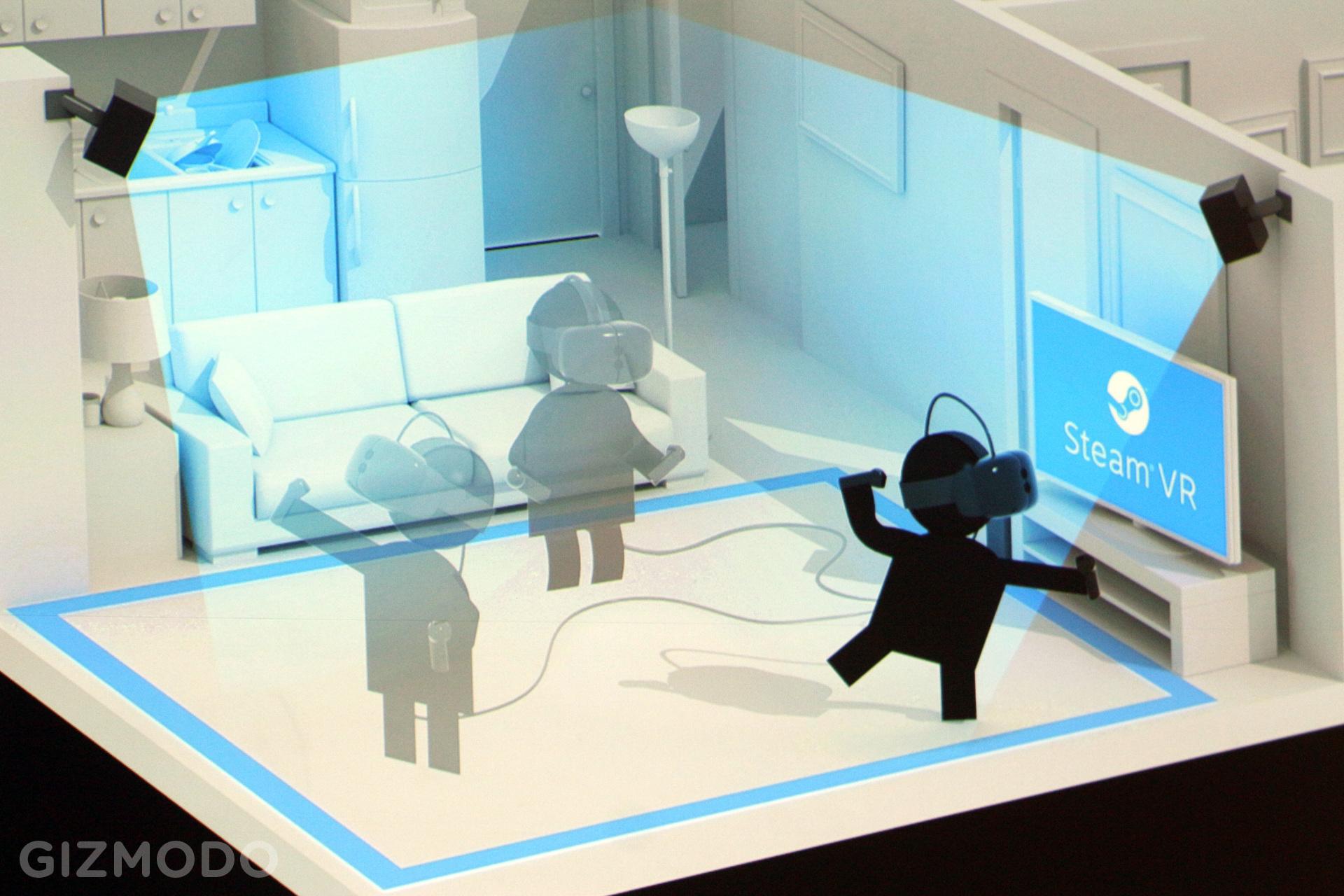 Valve e Sony em realidade virtual (5)