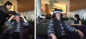 """William Gibson, após testar a realidade virtual pela primeira vez: """"Eles conseguiram"""""""