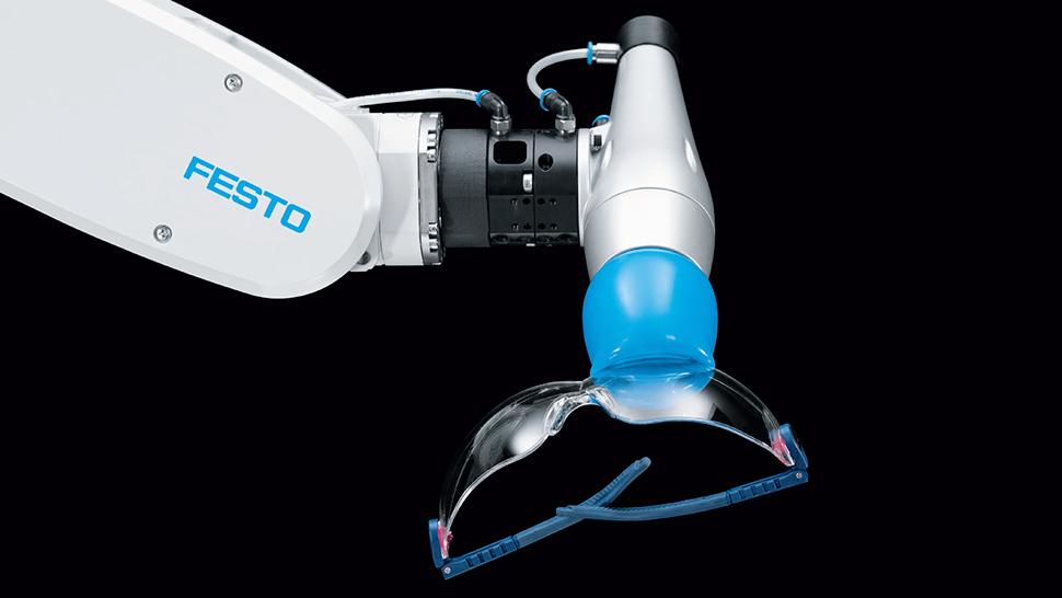 Este braço robótico inspirado na língua de camaleões pode segurar quase qualquer coisa