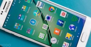 O Samsung Galaxy S6 vem com o mesmo bloatware de sempre