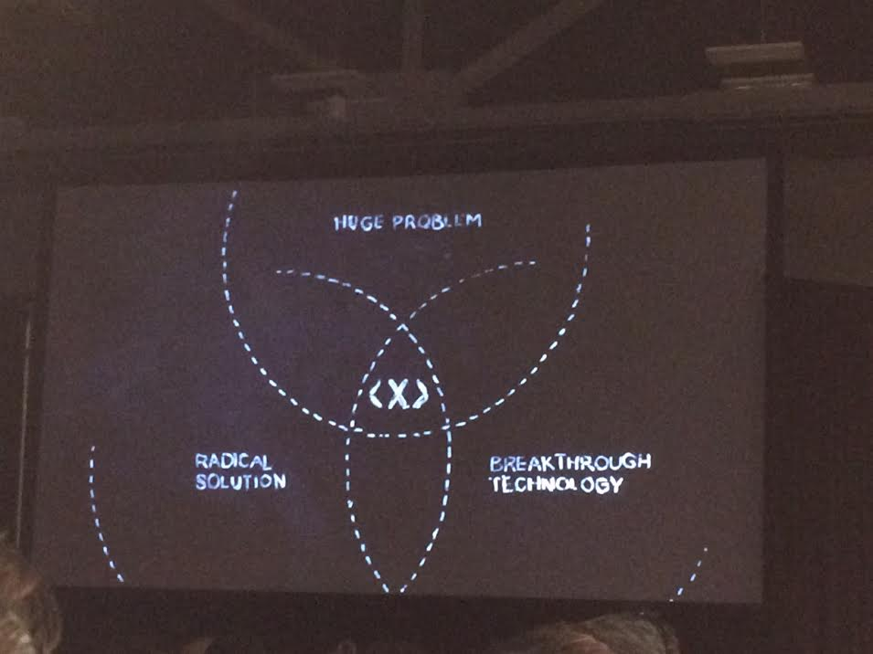 sxsw astro teller diagrama google x