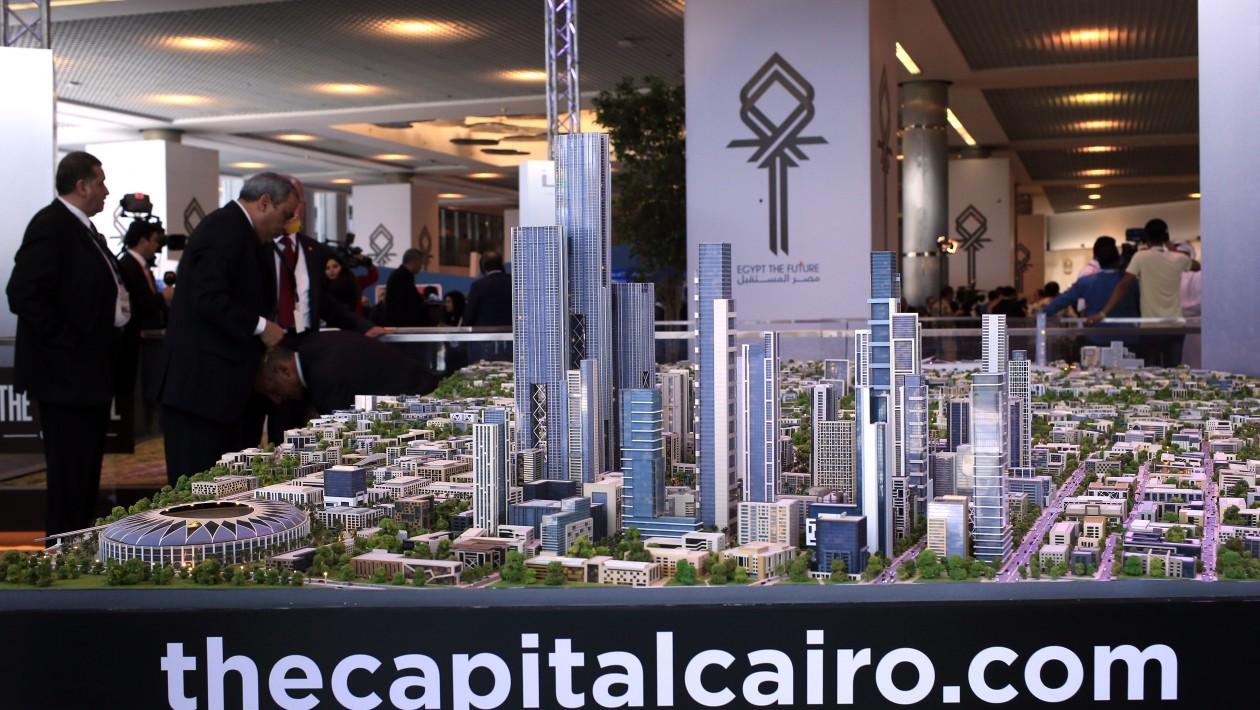 Egito quer construir uma segunda Cairo em apenas sete anos
