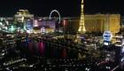 Las Vegas a noite