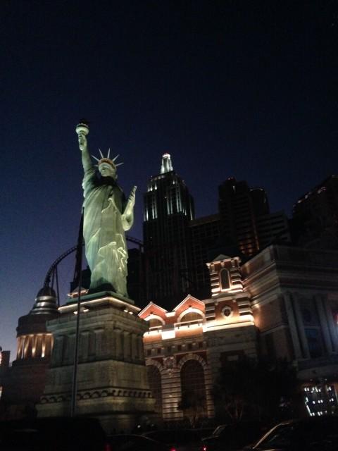 A cidade, um dos símbolos dos EUA, está levando a reinvenção a sério (foto: Leandro Beguoci)