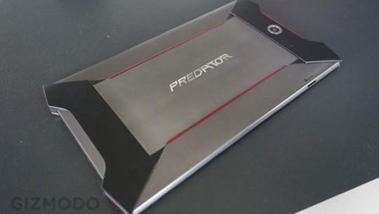 Acer Predator - tablet (2)