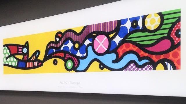 """Romero Britto versus Apple: é possível """"patentear"""" um estilo de pintar?"""