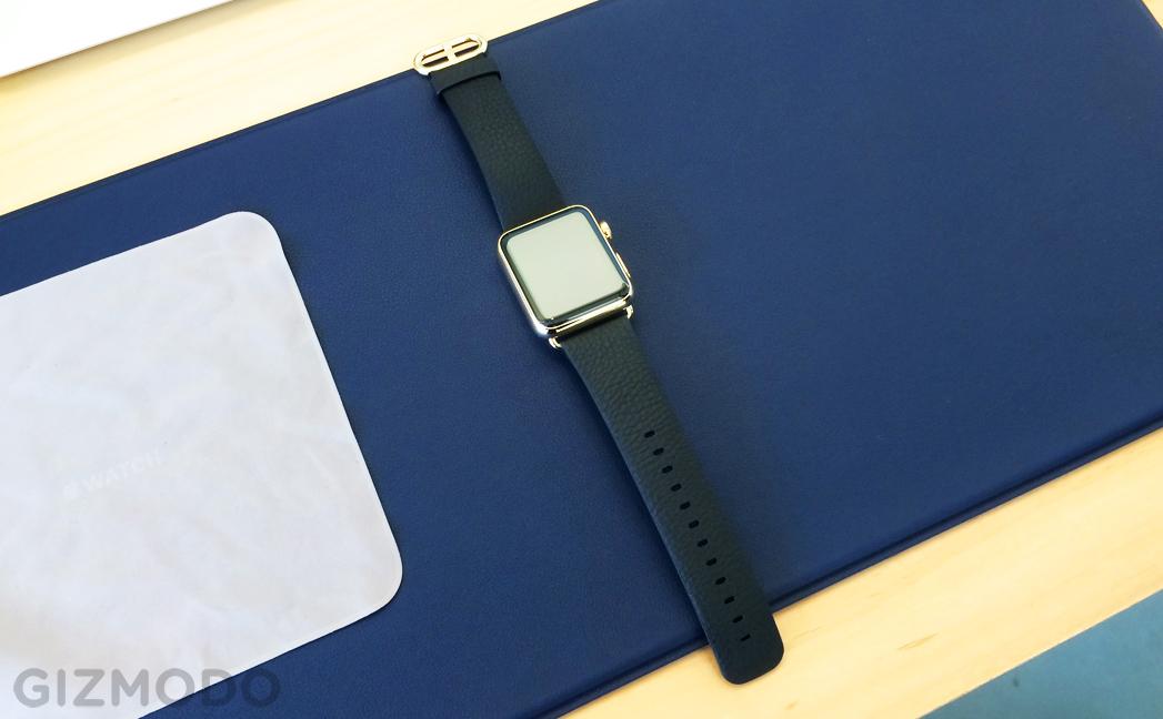 Apple Watch Edition na loja (3)