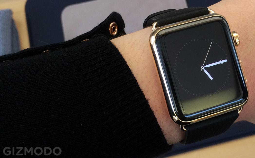 Apple Watch Edition na loja (5)