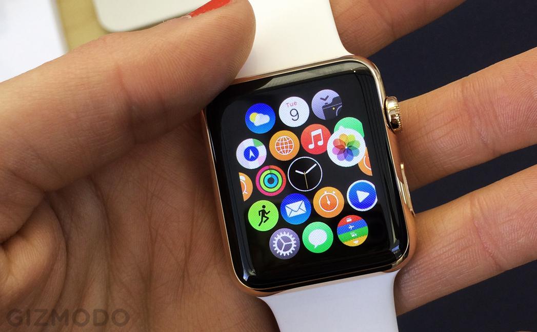 Apple Watch Edition na loja (7)