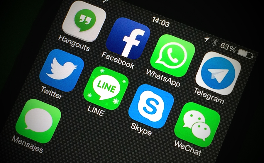 Apps para chat
