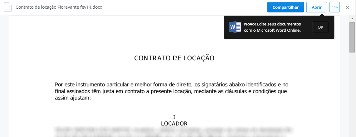 Dropbox e Office