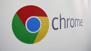 Google Chrome iluminado