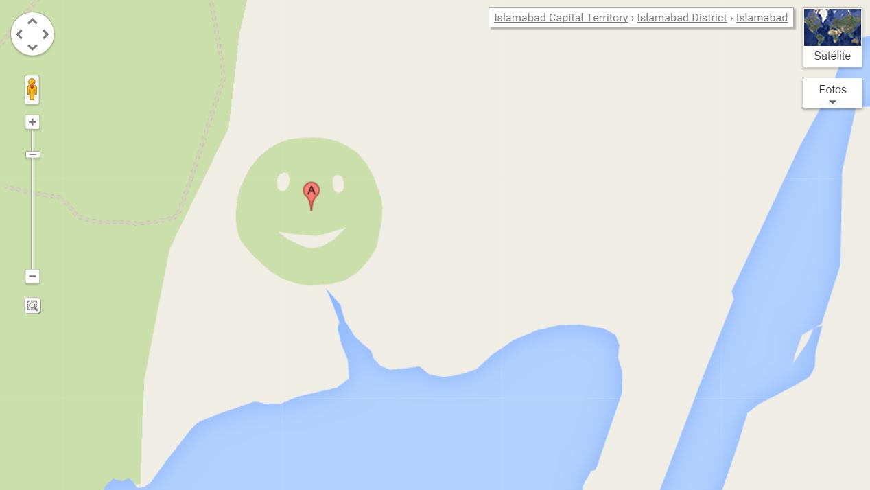 Google Maps e sorriso