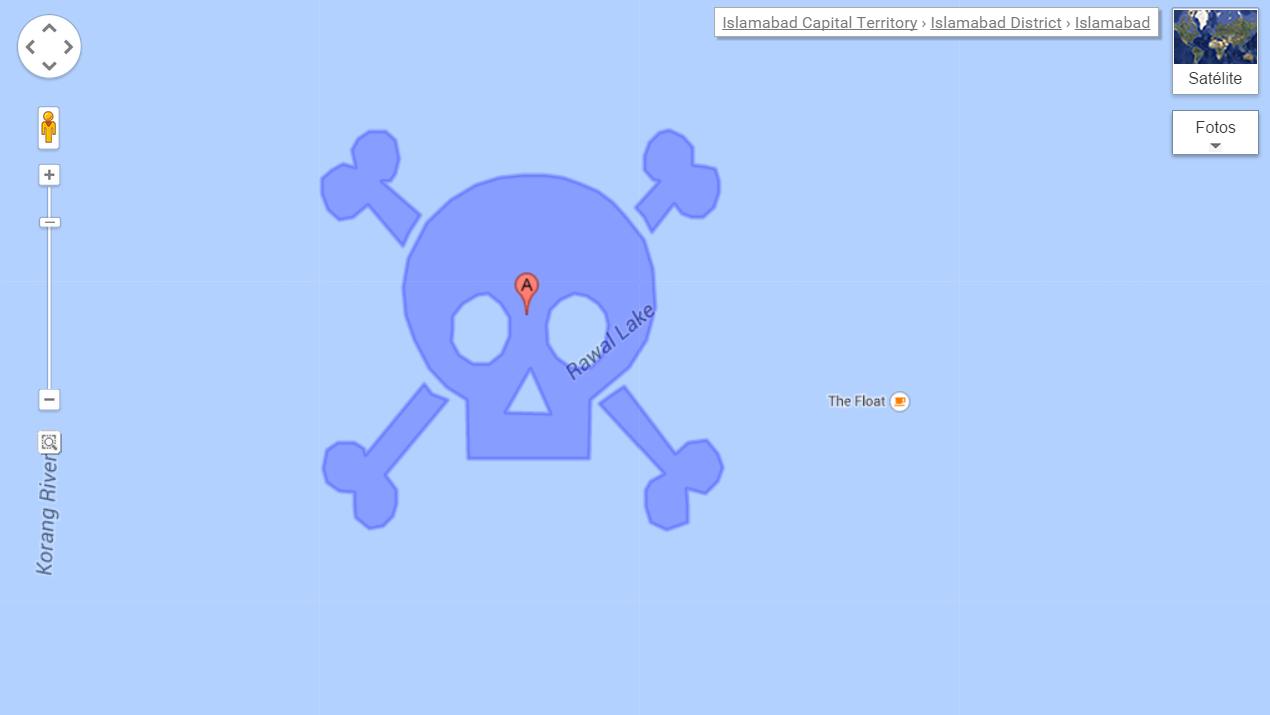 Google Maps e toxico