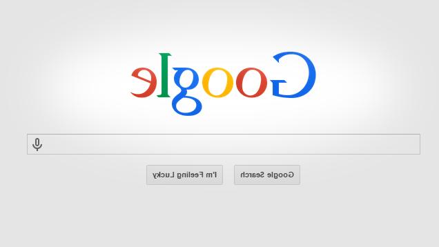 Google - elgooG
