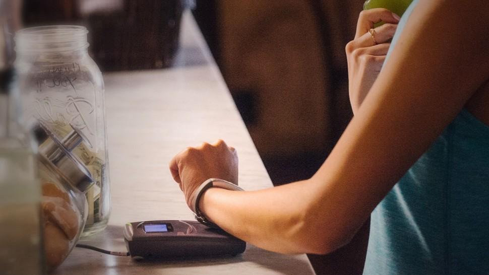 Jawbone UP4 e pagamento