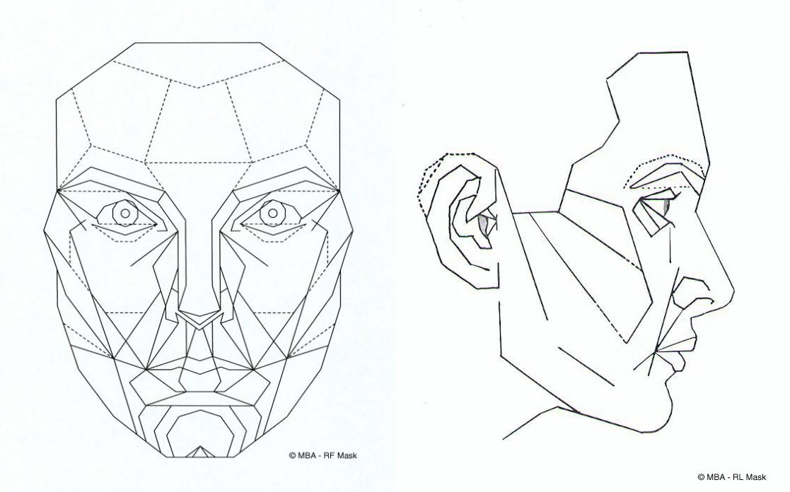 Mascara facial Phi de Marquardt