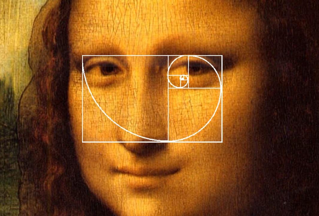 Mona Lisa e proporcao aurea falsa