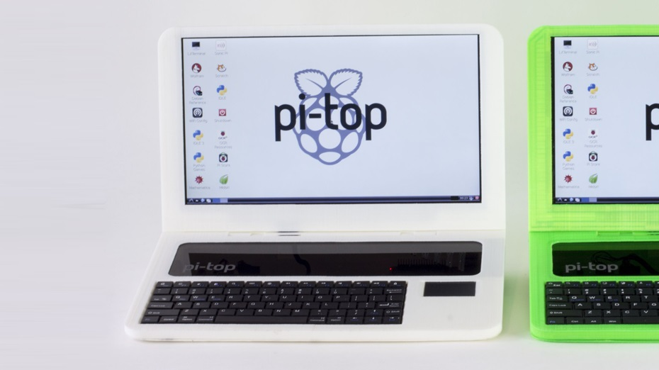Pi-top - capa