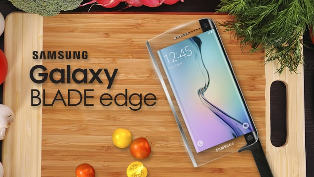 Samsung Galaxy Blade Edge