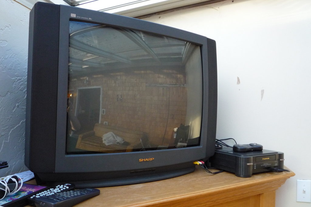 TV analogica CRT