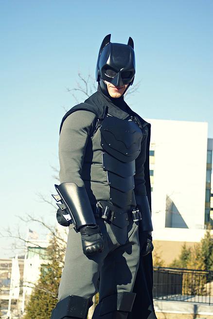 Traje real de Batman (2)