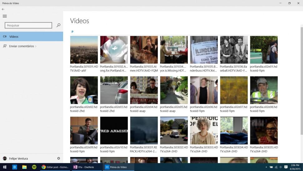 Windows 10 na Build - Video