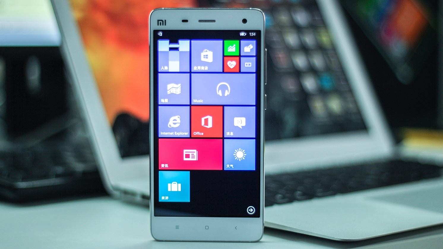 Xiaomi Mi 4 rodando Windows 10 (3)