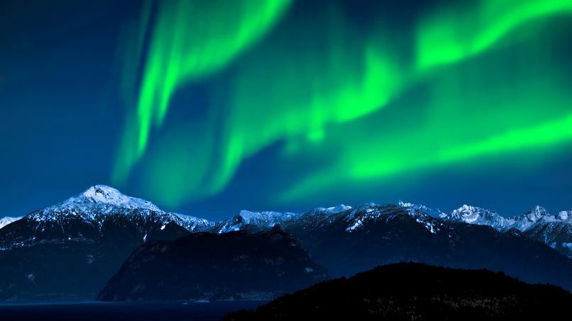 Um acelerador de partículas espacial conseguiria ativar auroras boreais artificiais